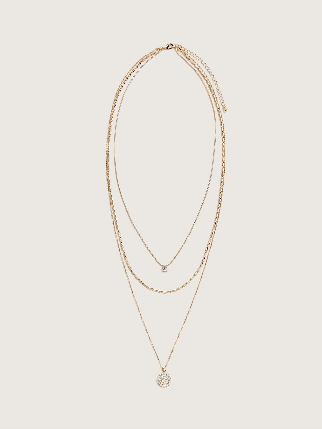 Multilayer Necklace - Addition Elle