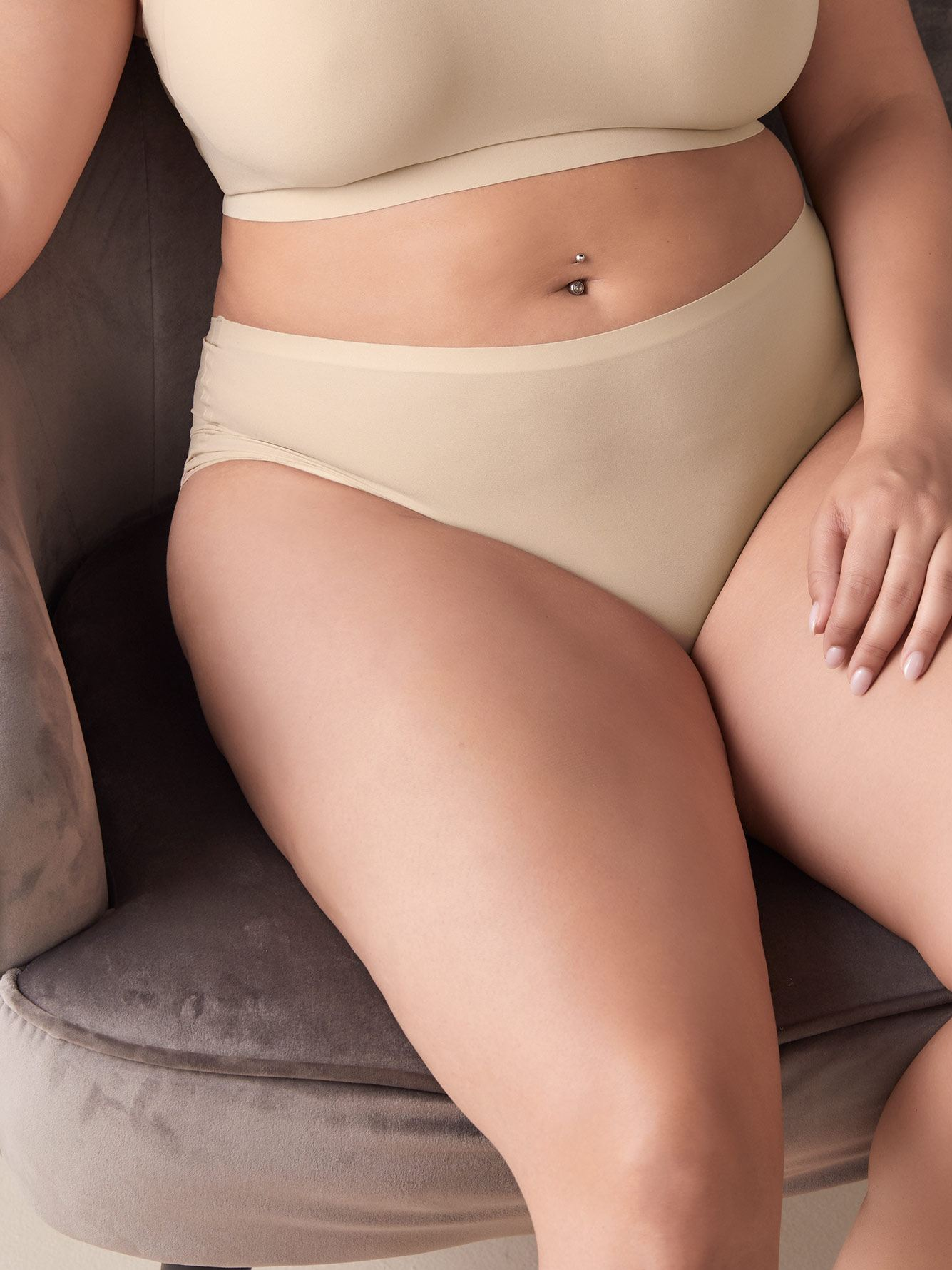 SoftStretch Seamless Full Hipster Panty - Chantelle