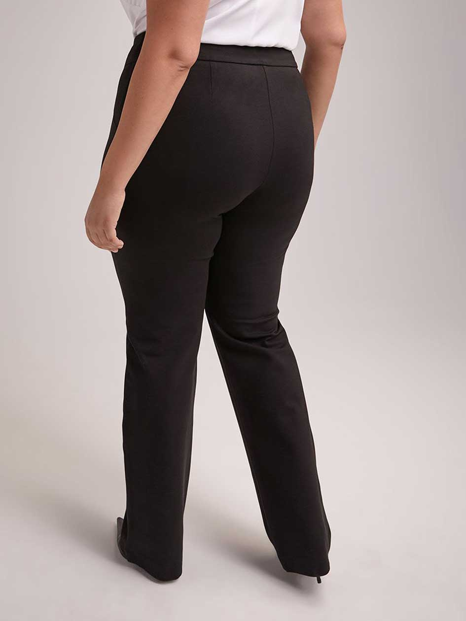 ONLINE ONLY - Tall Ponte de Roma Savvy Sculpting Straight Leg Pant - In Every Story