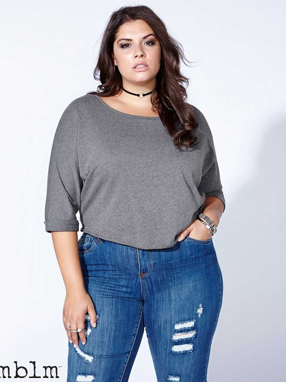 mblm - French Terry Crop Top