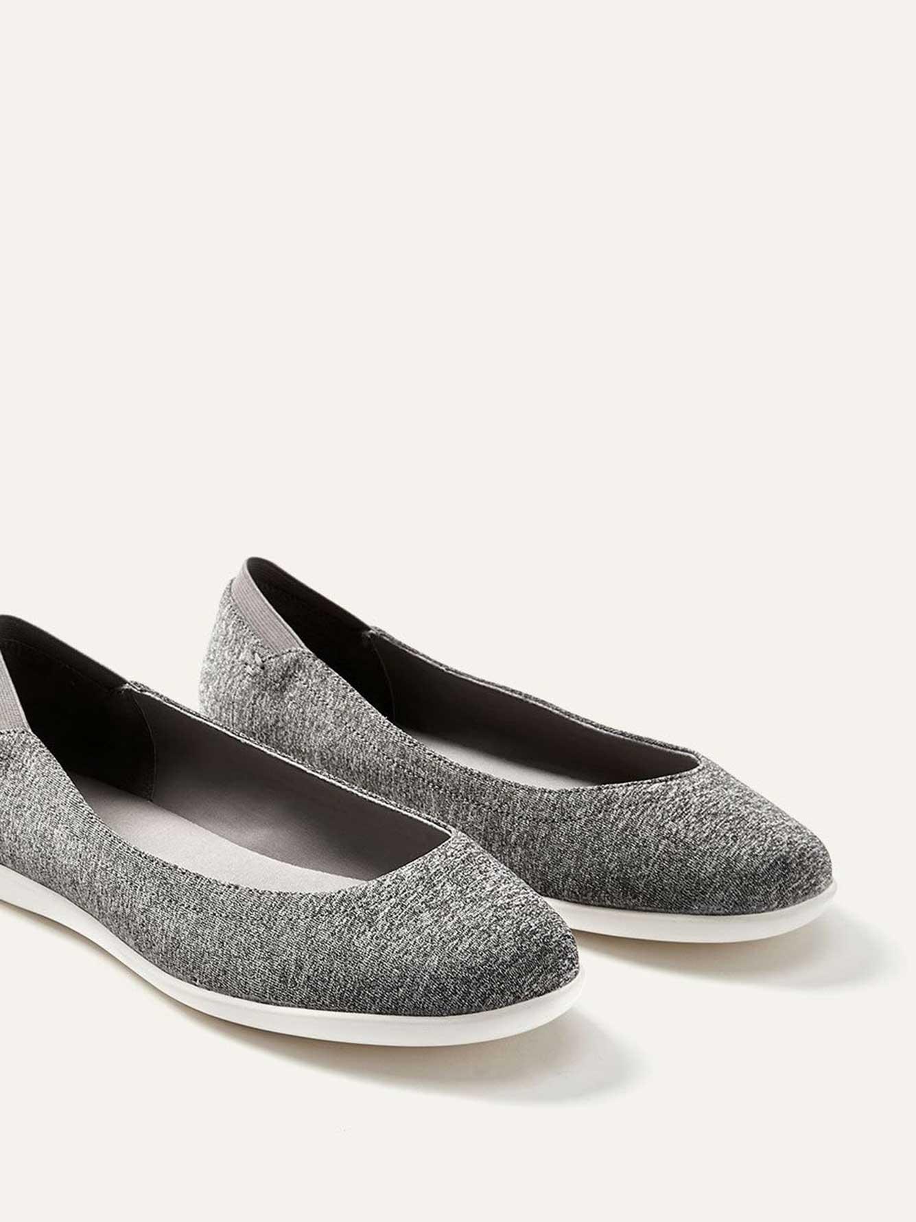 4635f6dfe8baaa Chaussures à enfiler ballerine, pieds extra-larges | Penningtons