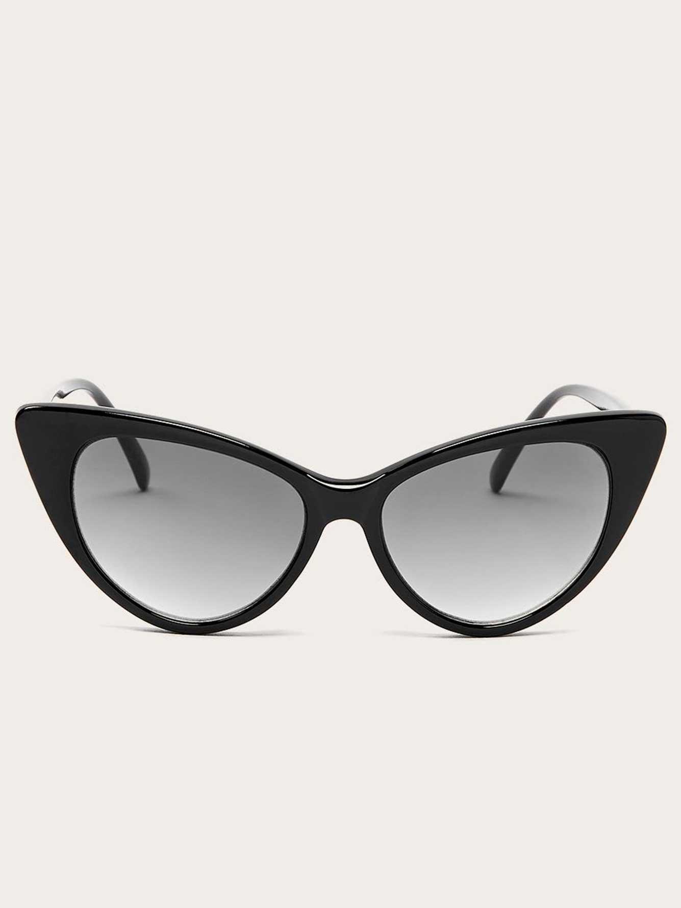 7ee1b0d0895f Black cat eye sunglasses penningtons jpg 1000x1250 Black cat eye sunglasses