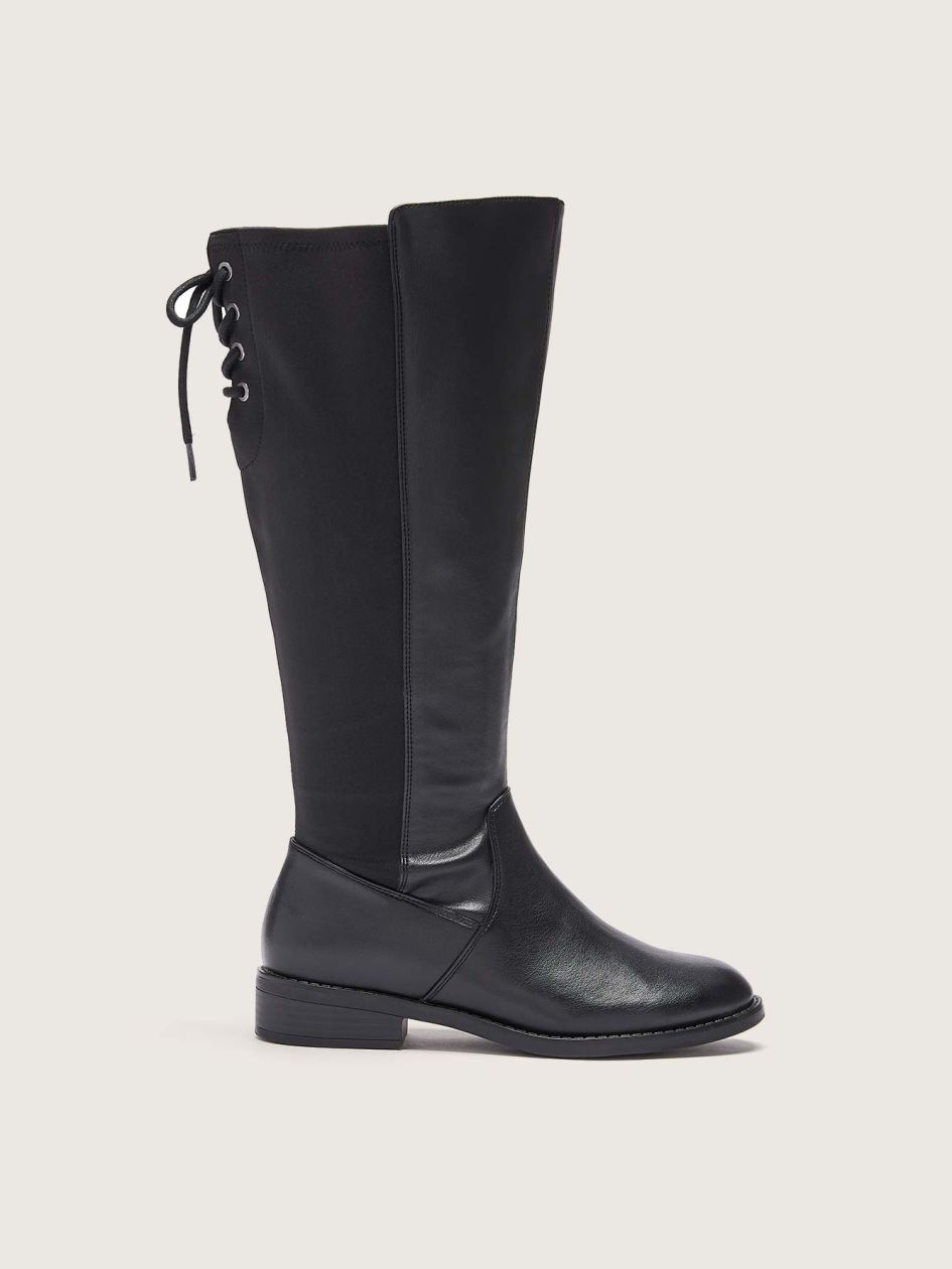 Extra Wide Tall Stretch Boot - In Every Story