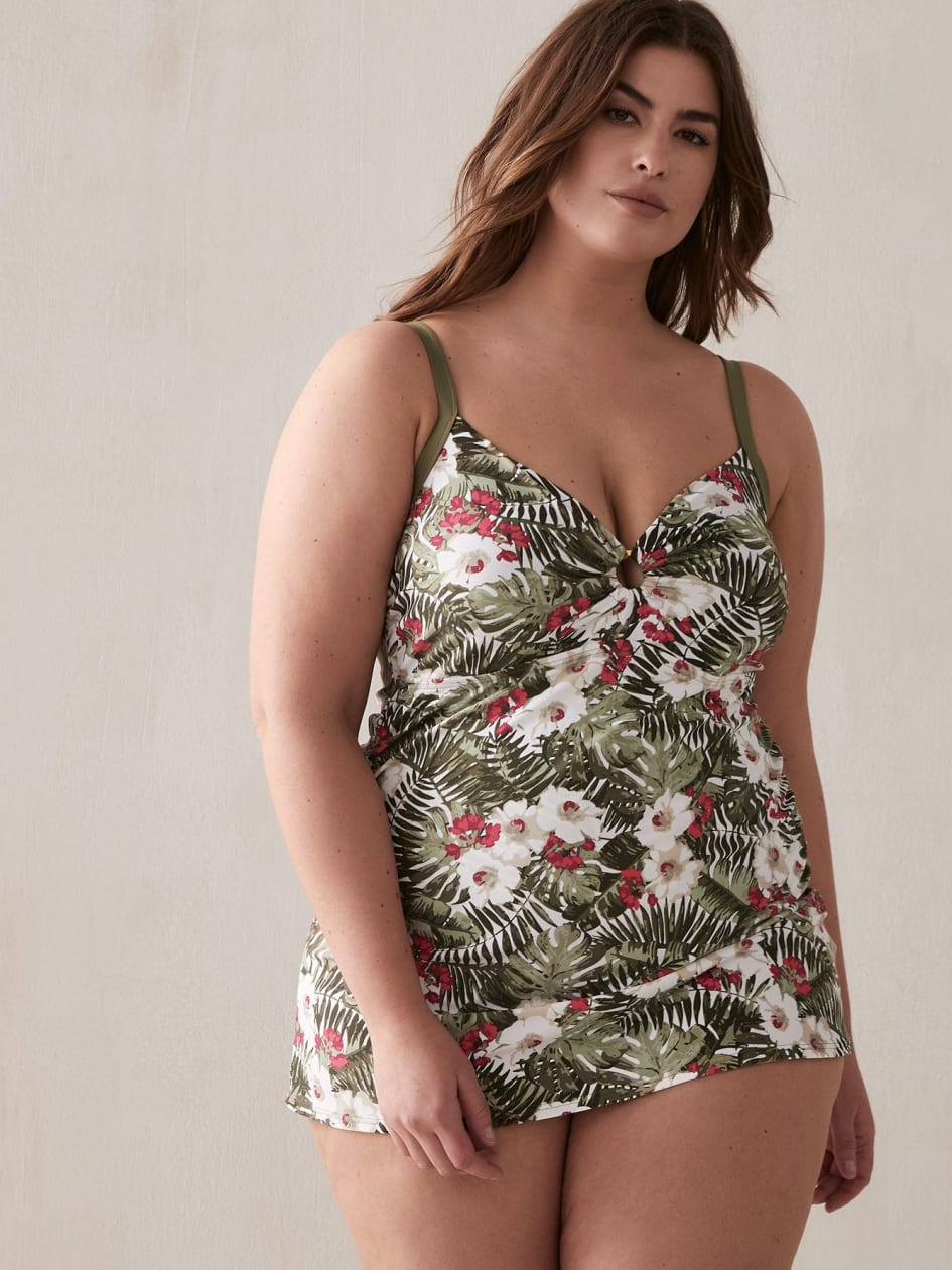 9696cd1022783 Plus Size Swimwear |Sea Collection | Penningtons