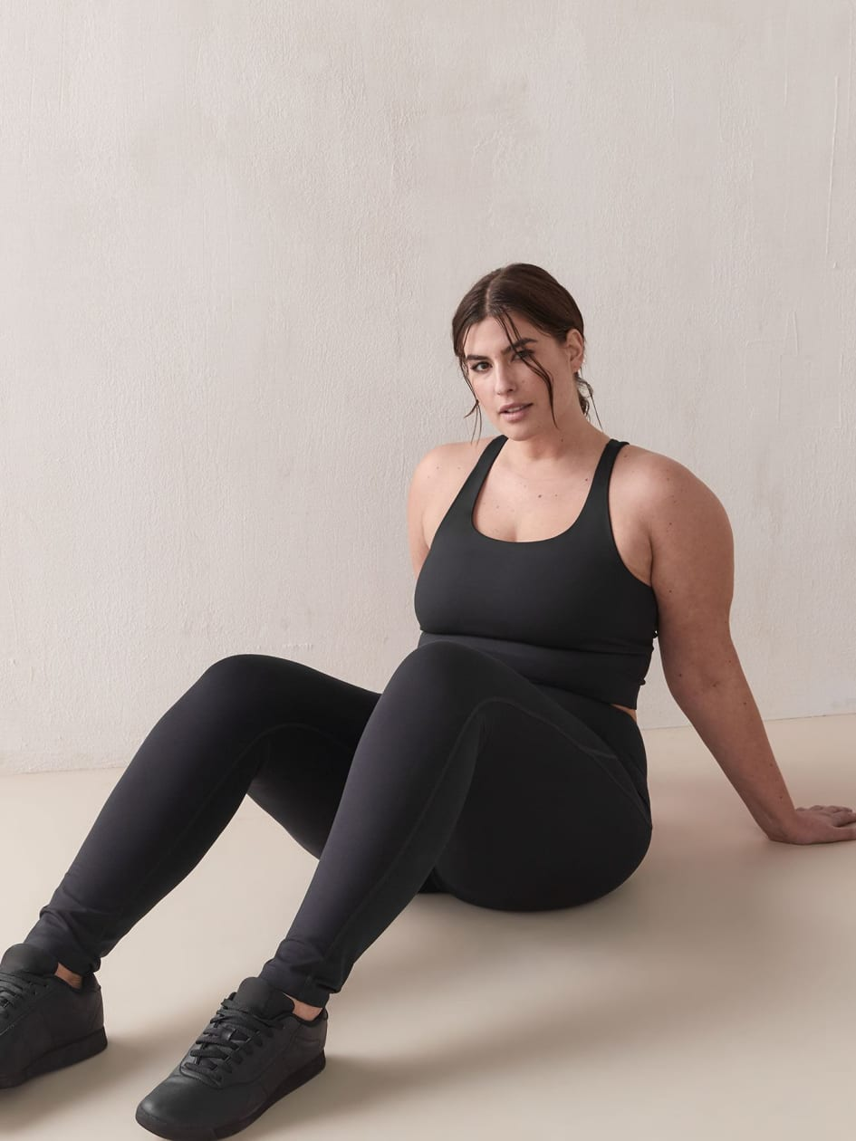 High-Rise Compression Legging - Girlfriend Collective