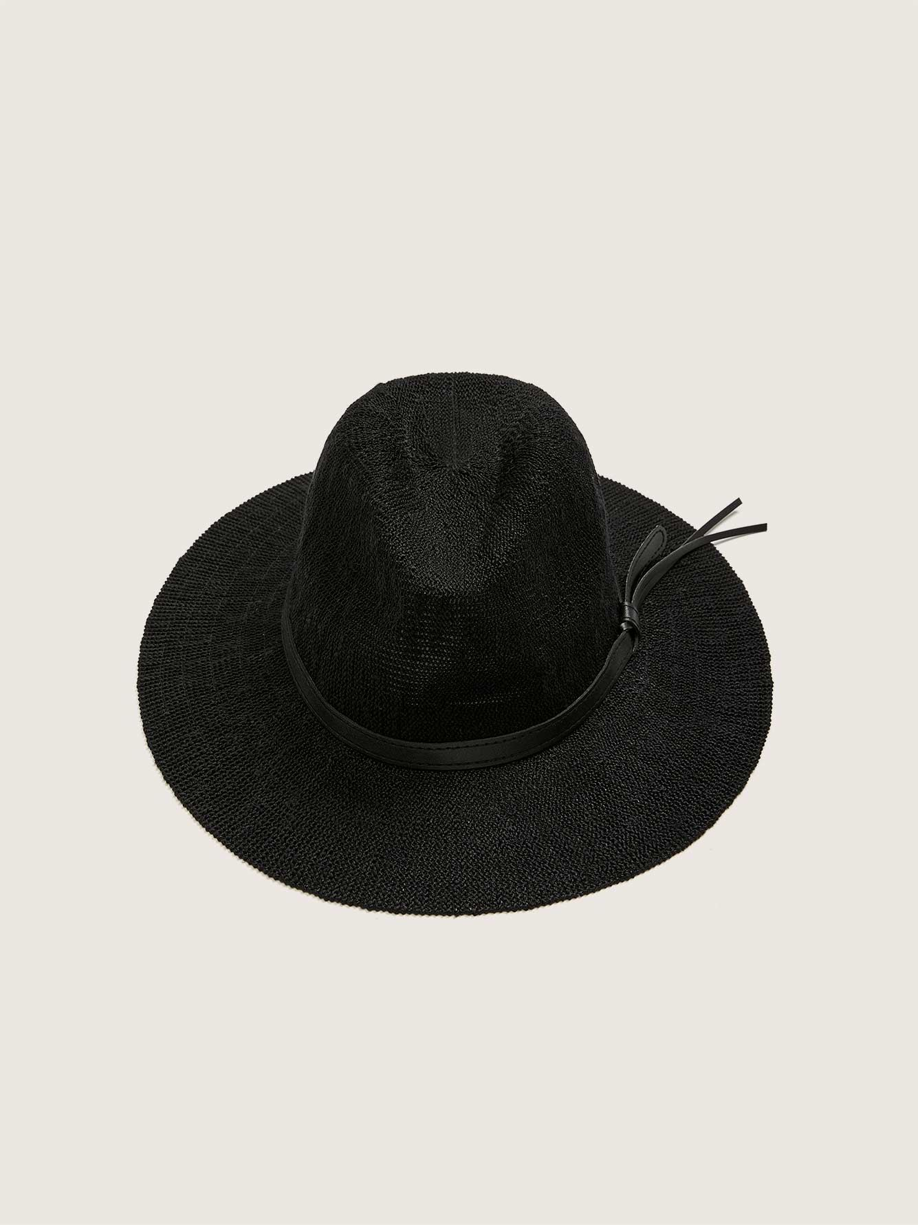 Brushed Panama Hat - Addition Elle