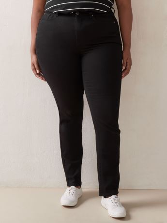 Slightly Curvy, Regular, Straight Leg Jean - d/c JEANS