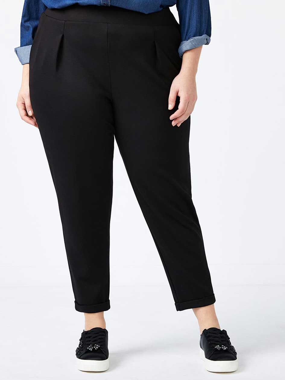 Ponte de Roma Pull On Ankle Pant