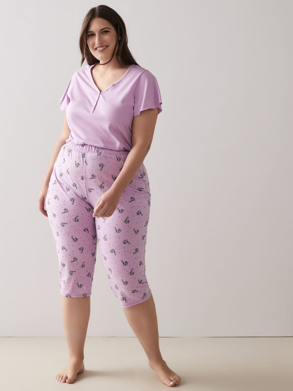 b0796e336ea3 Plus Size Sleepwear & Pyjamas| Plus Size Lingerie| Penningtons