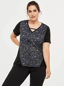 Plus-Size Cotton T-Shirt - ActiveZone