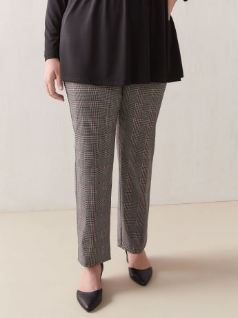 Savvy Universal Fit Straight Leg Pant - In Every Story