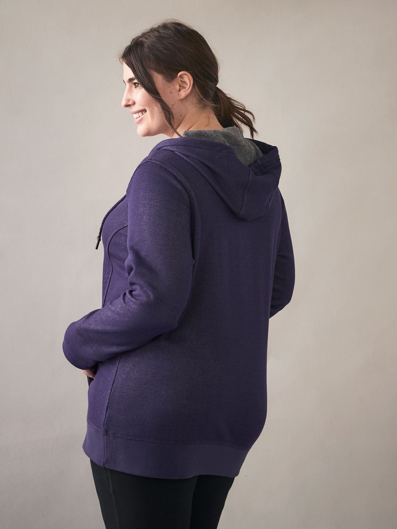 Thermal Jacket with Hood - ActiveZone