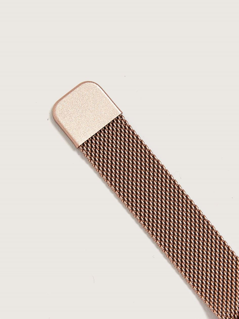 Mesh Watch with Magnetic Closure - Addition Elle