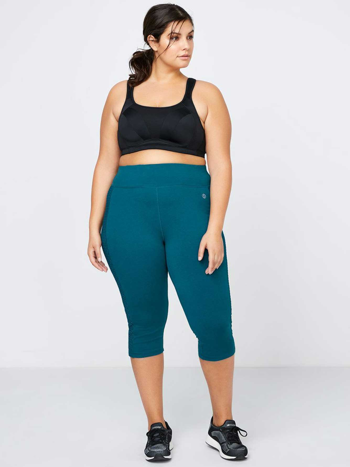 Plus-Size Sports Bra - ActiveZone