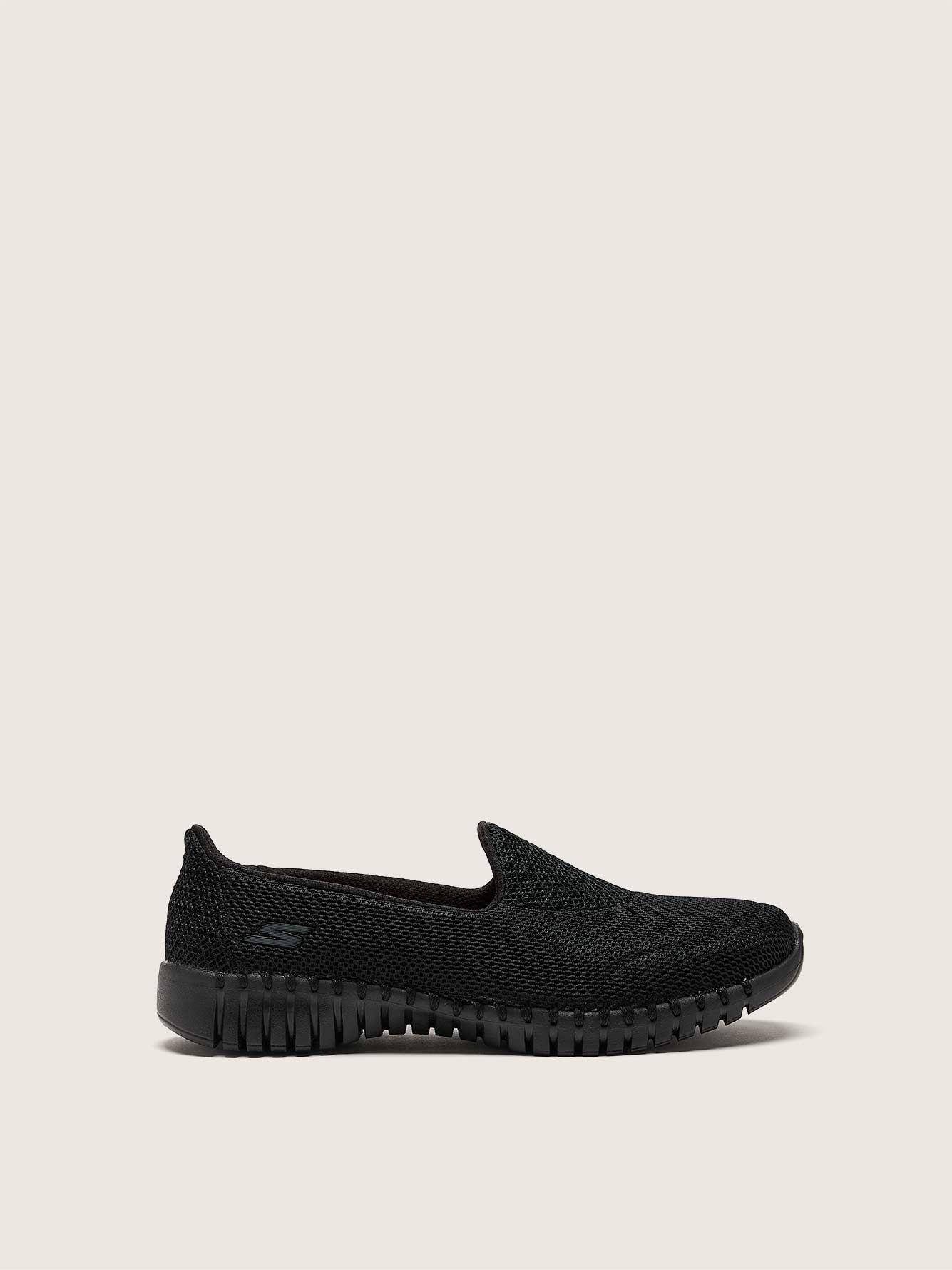 Go Walk Smart Wide-Slip-On Sneaker