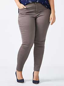 Coloured Jean Legging - In Every Story