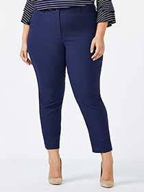Savvy Chic Soft Touch Ankle Pant