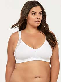 Unpadded Wirefree Bra - Wonderbra