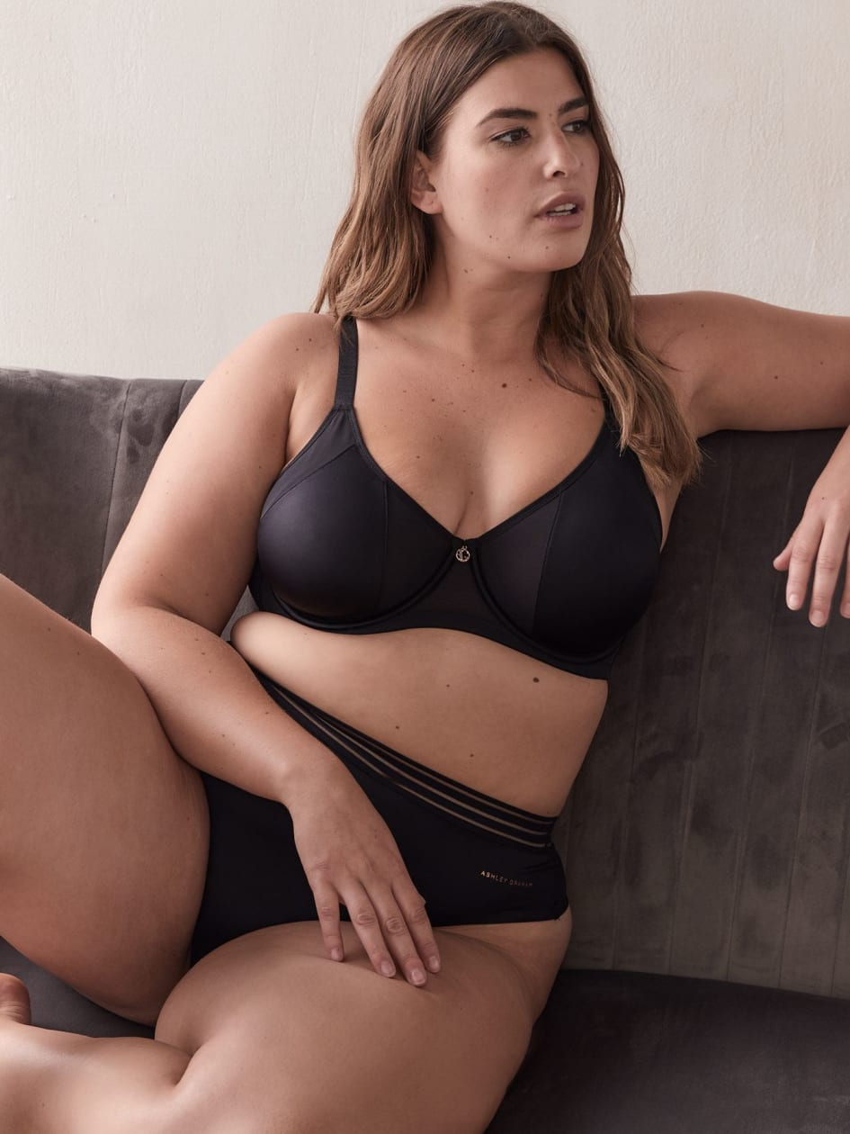 Soutien-gorge Fatal Attraction à bonnets souples, G et H - Ashley Graham