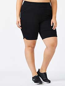 Essentials - Basic Plus-Size Short