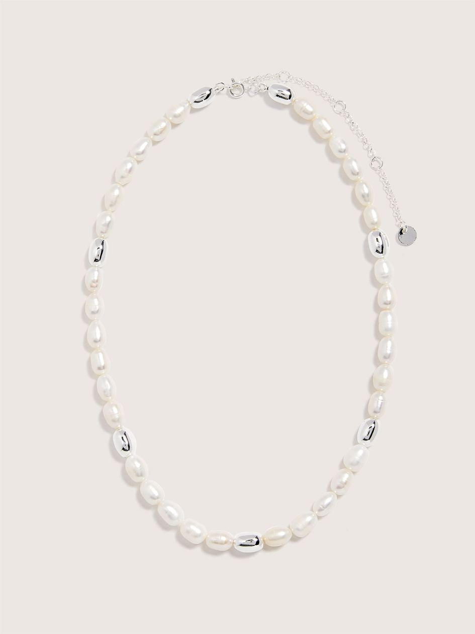 Freshwater Pearl Choker - Addition Elle