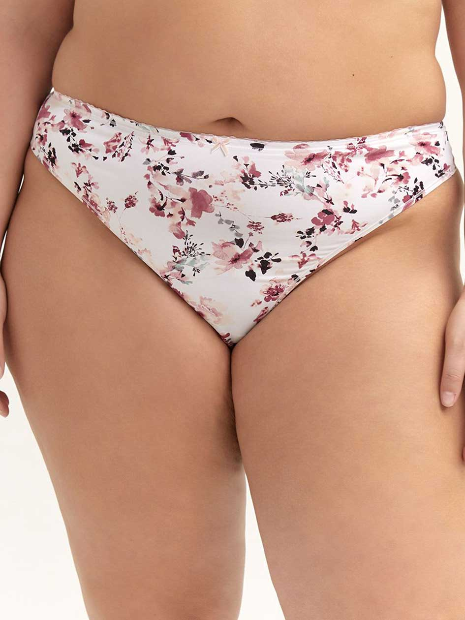 517e3c24b664 Plus Size Thong Panties | Plus Size Panties | Penningtons