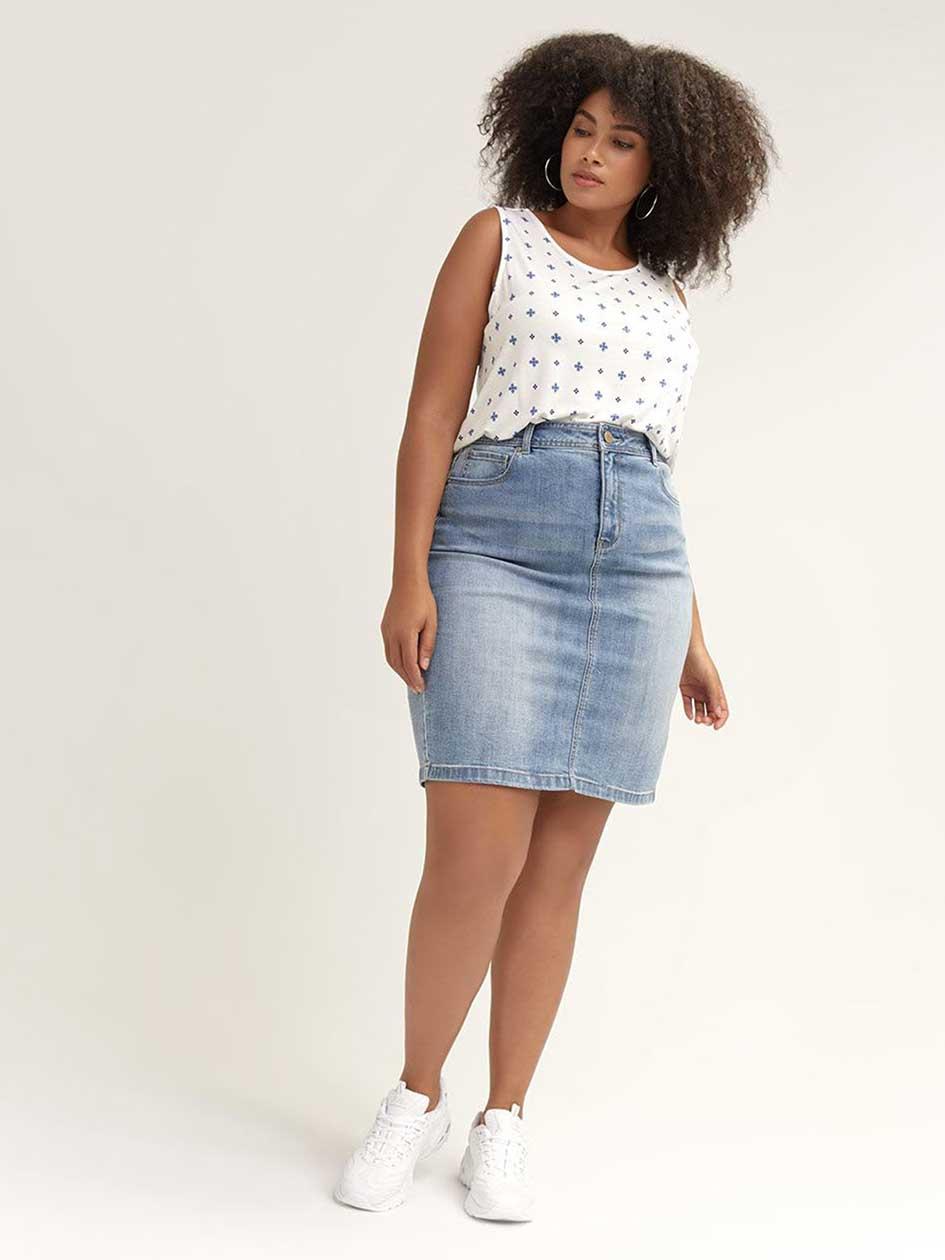 f3c46eacc Stylish Plus Size Skirts | Plus Size Clothing | Penningtons