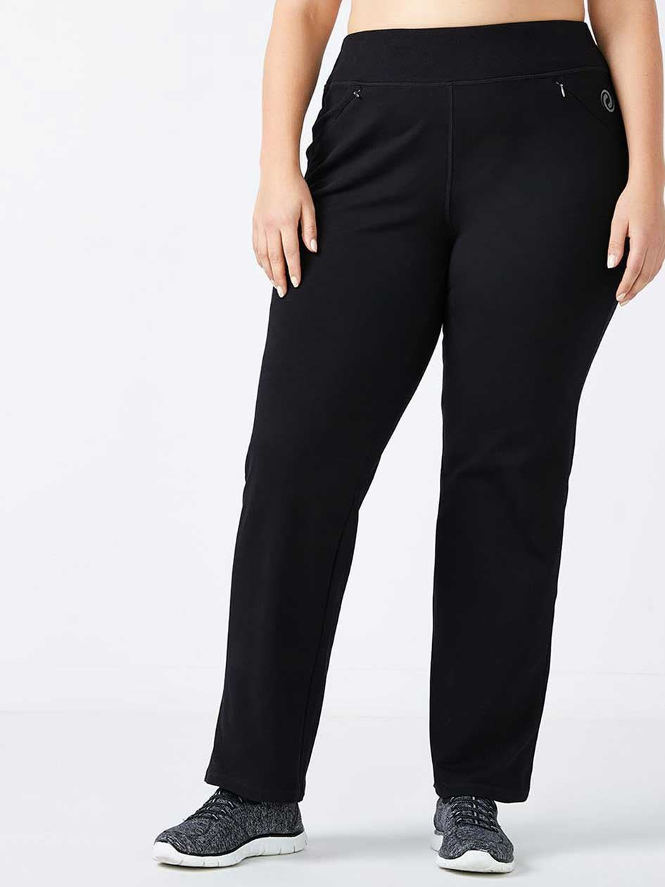 ec143050e1f Plus-Size Basic Relaxed Pant - ActiveZone