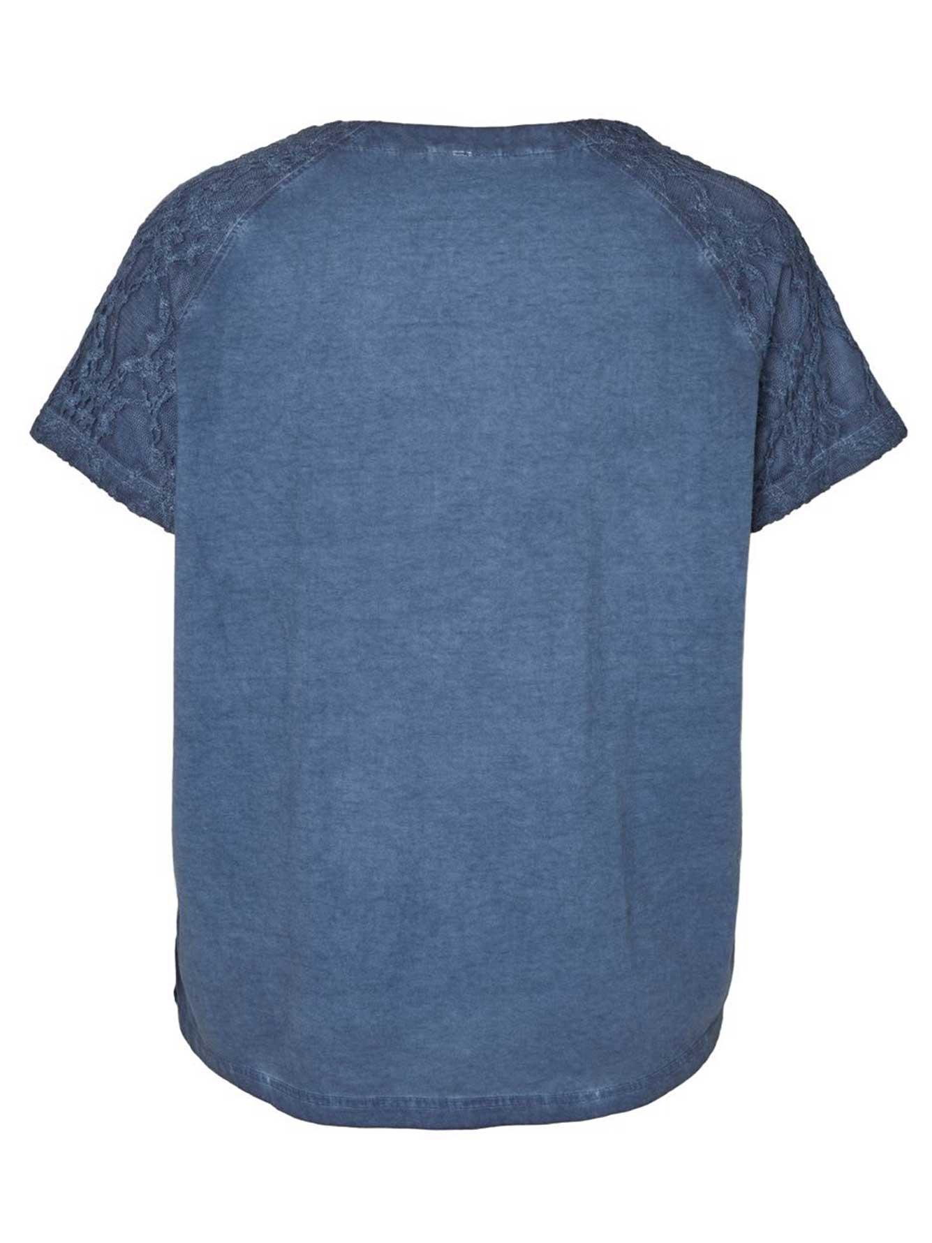 Junarose t shirt avec dentelle penningtons - T shirt avec photo ...