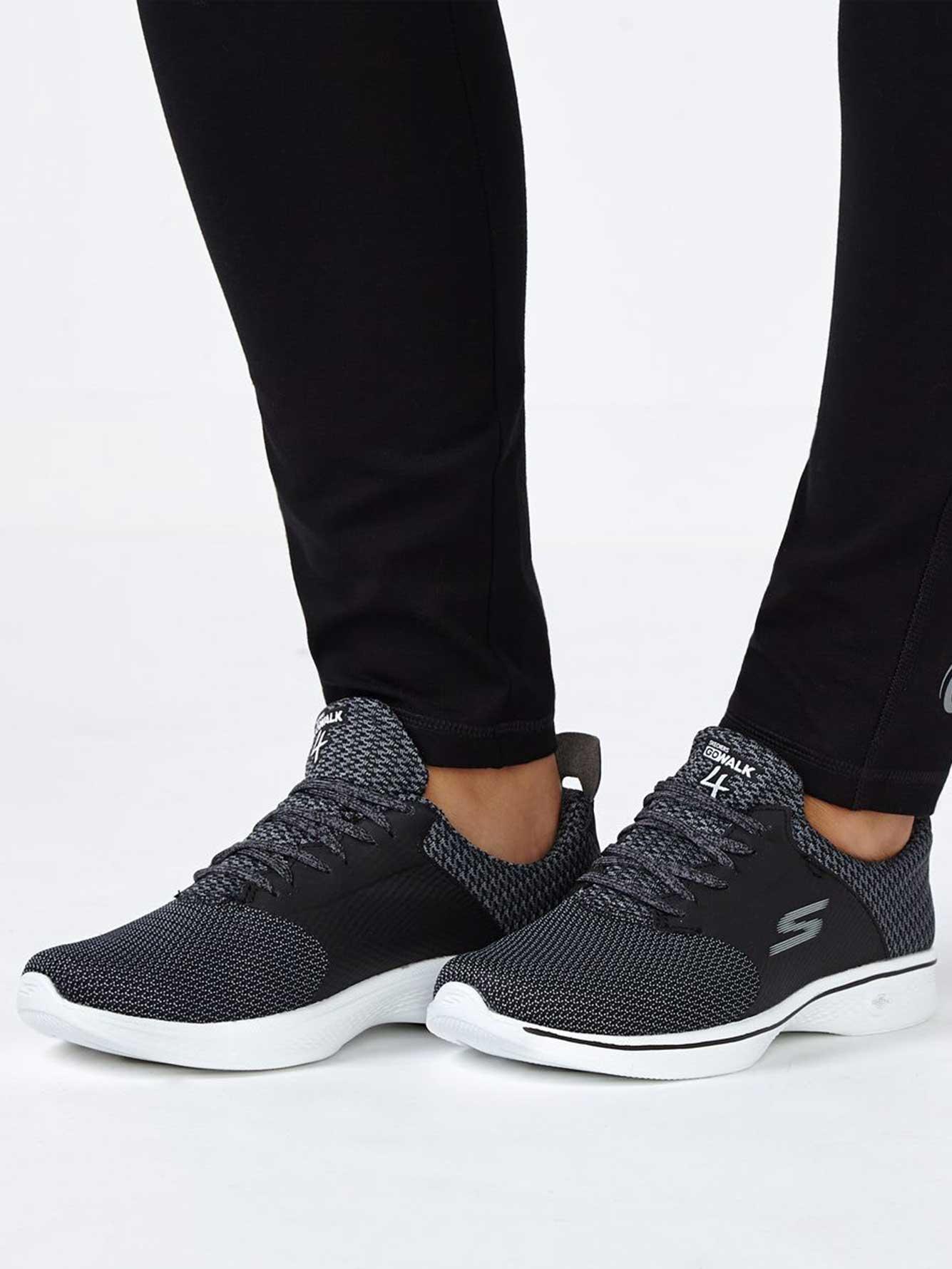 b0928be30768 Skechers Wide-Width Go Walk Sneakers