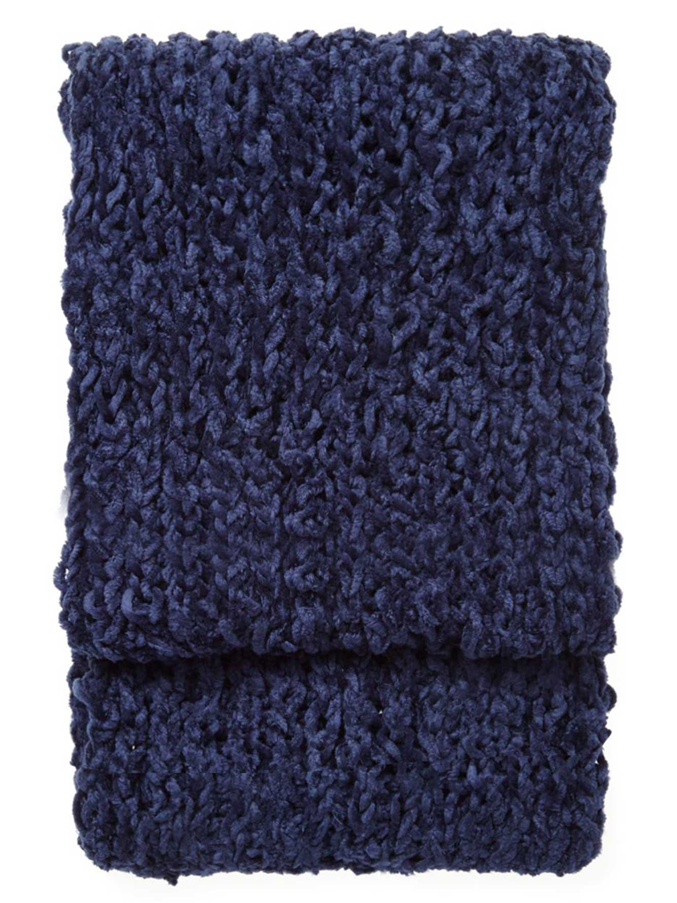 Chenille Knit Infinity Scarf Penningtons