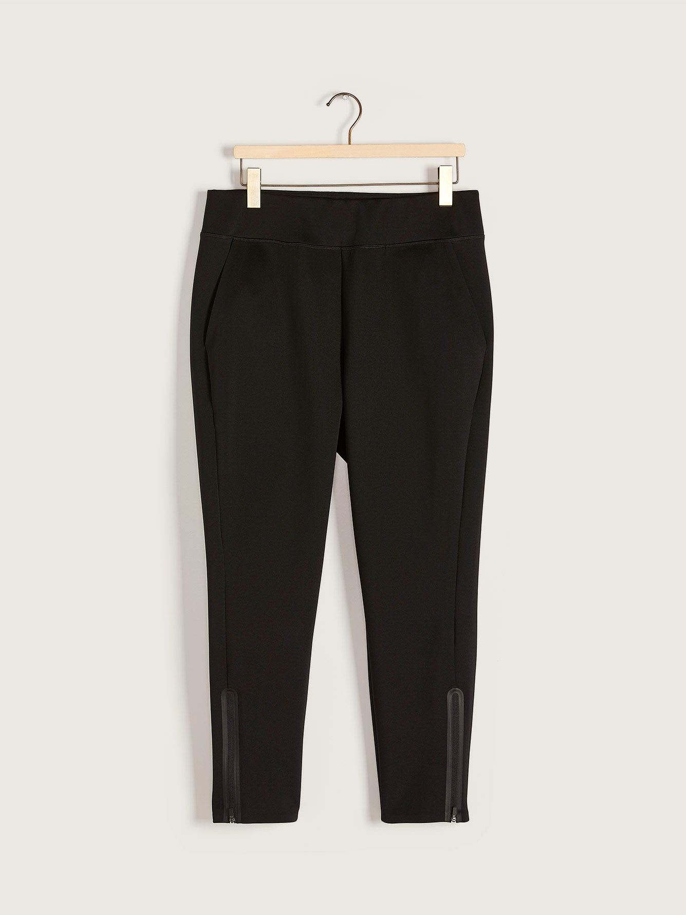 Addition Elle - Commuter Pant with Side Zip