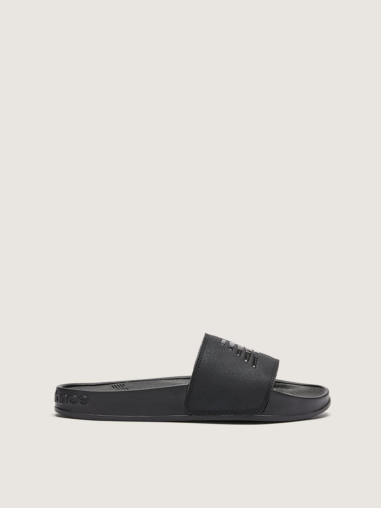 New Balance - Wide Flat Pool Slide-In Sandals