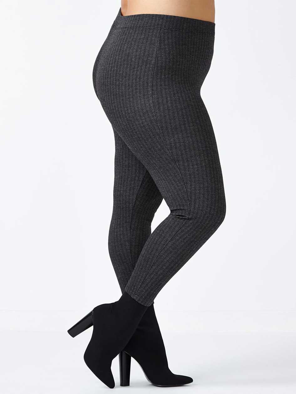Patterned Legging