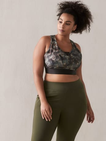 Addition Elle - Workout Crop Top