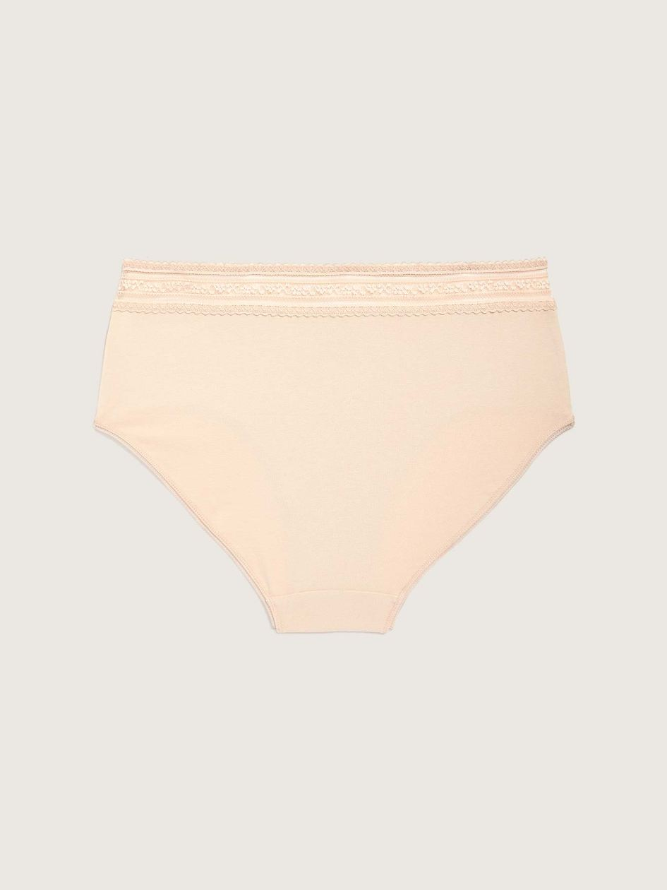 Cotton Brief Panty - Addition Elle