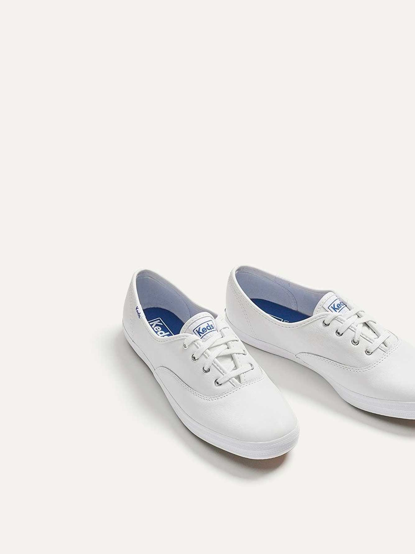 052e8684ab9c2 Wide Champion Oxford Leather Shoes - Keds | Penningtons