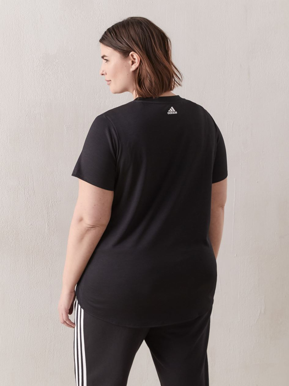 Badge Of Sport T-Shirt, Black - adidas