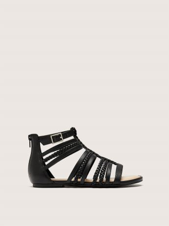Extra Wide Gladiator Sandal - Addition Elle