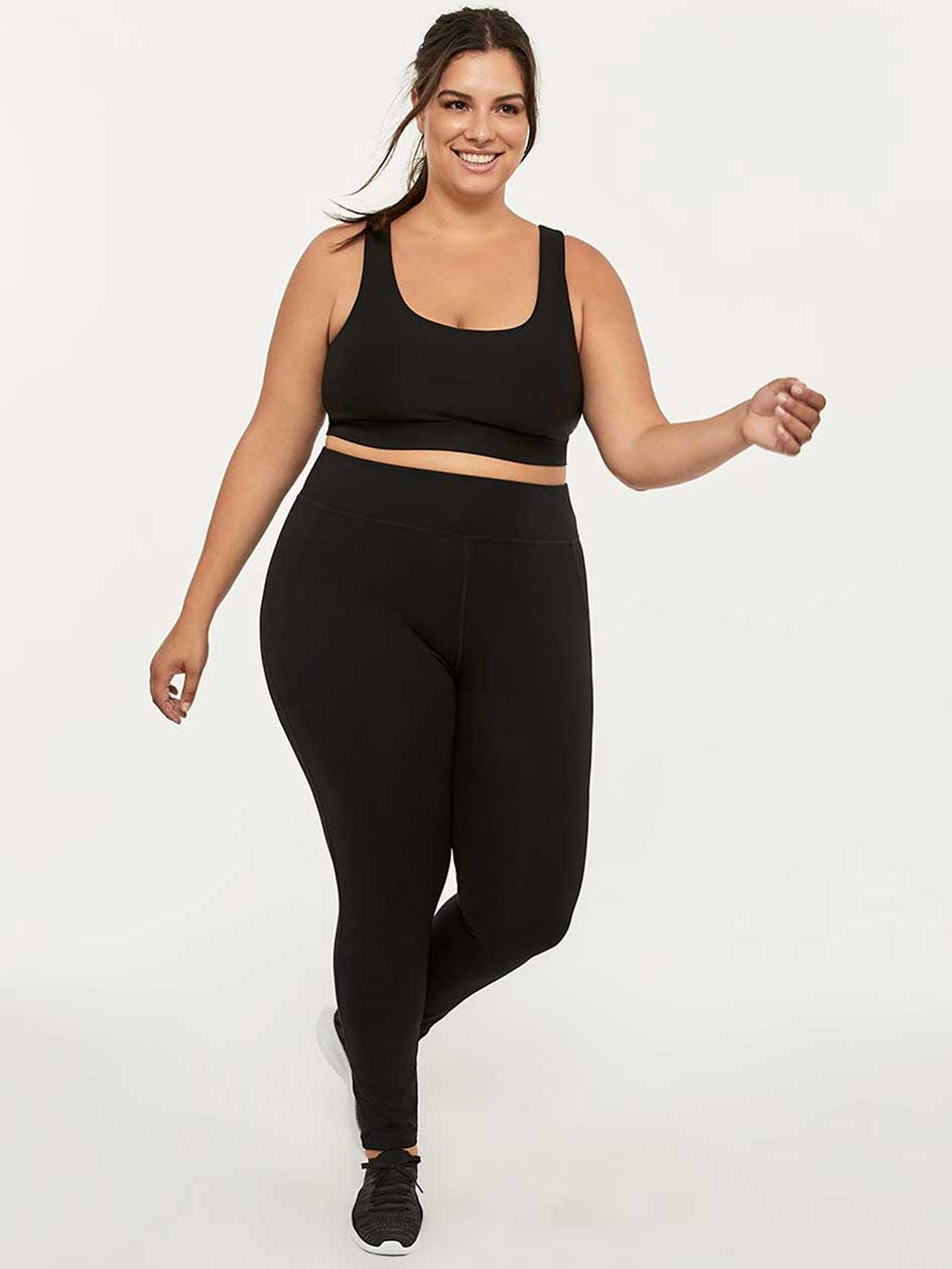 Essentials - Plus-Size Basic Legging