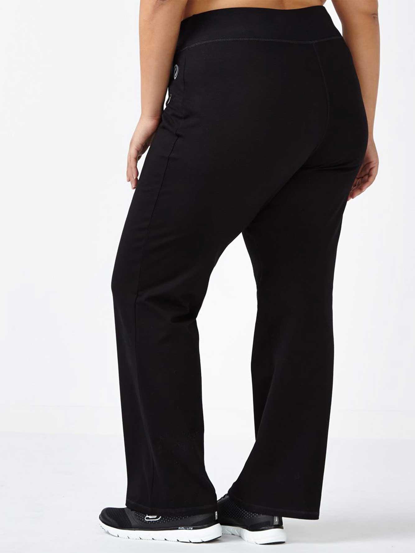 0ec177ec8d9 Essentials - Plus-Size Basic Relaxed Pant