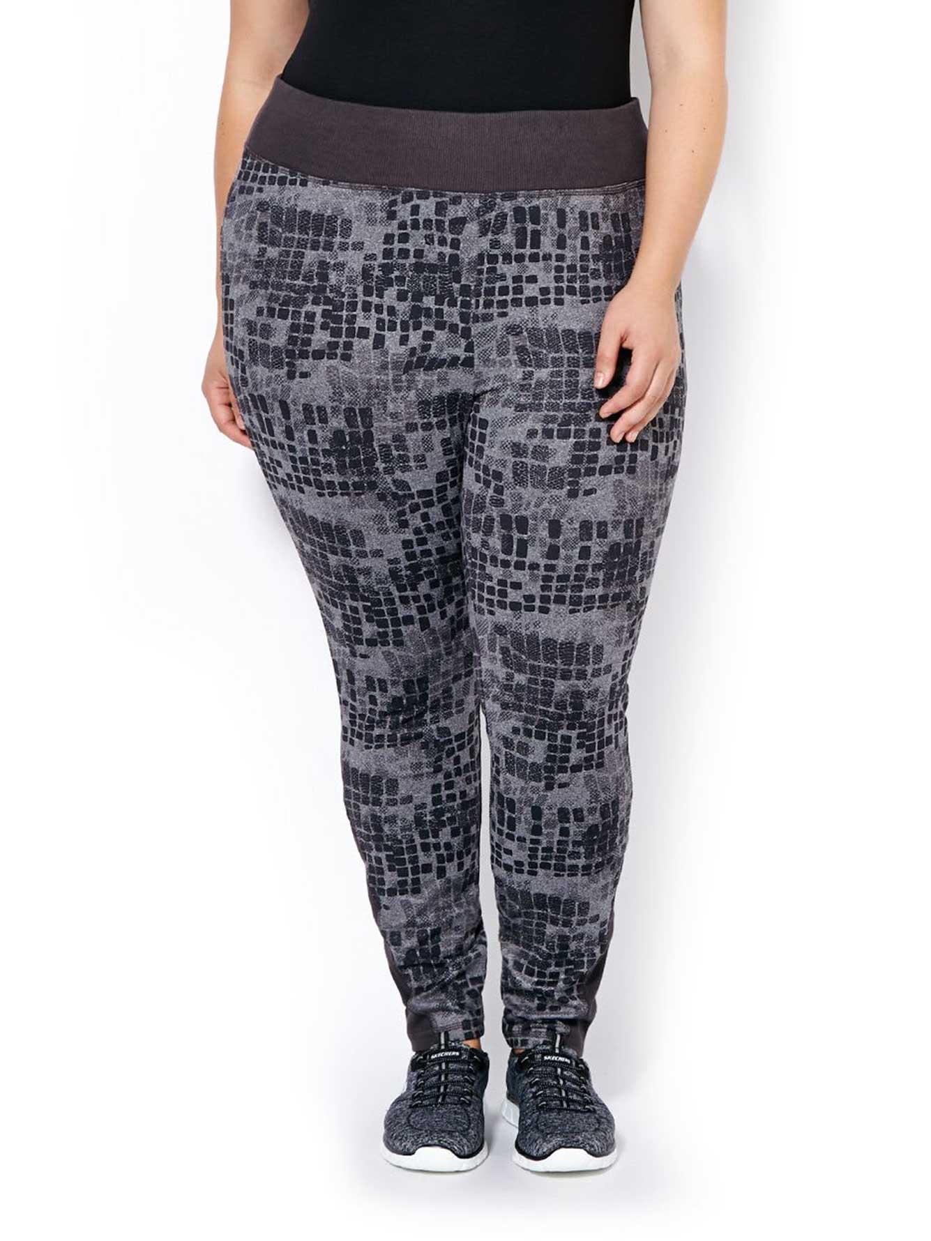 1adb3902890 Sports - Plus-Size Printed Legging