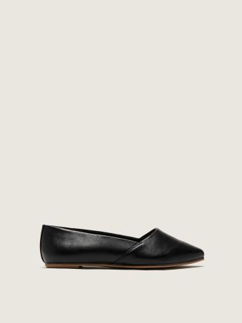 Wide-Width Slip-On Ballerina - Addition Elle