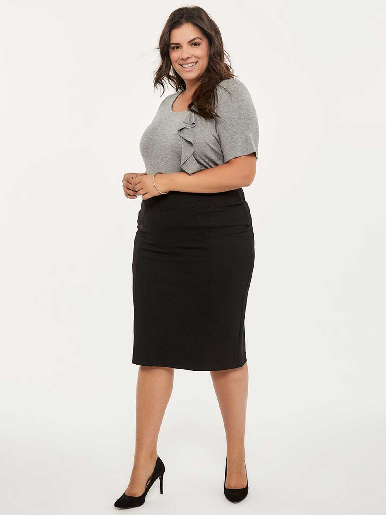 Ponte de Roma Pencil Skirt - In Every Story