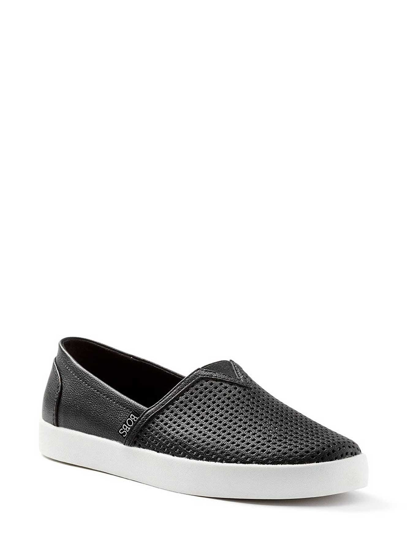 6c942e40536 Wide-Width Perforated Slip On Shoes - BOBS from Skechers