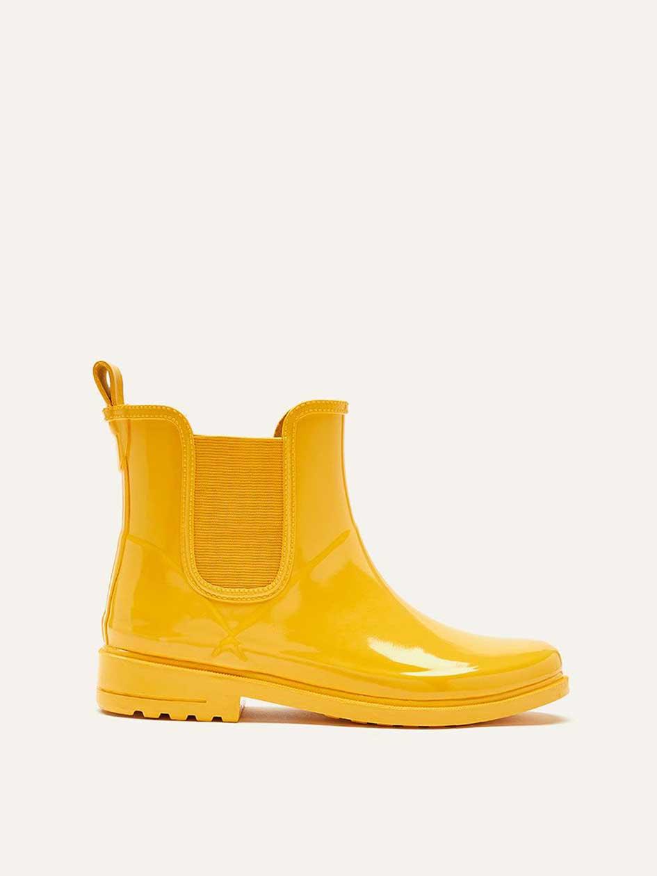 ea29737590a2a Wide Chelsea Short Rain Boots