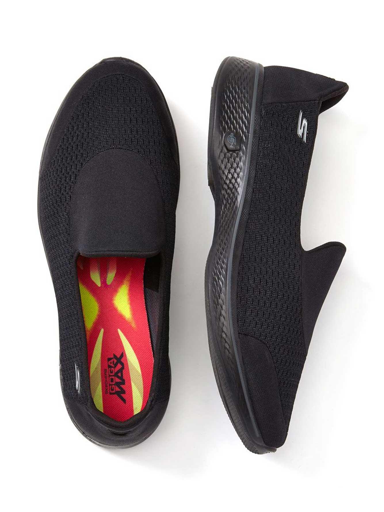 skechers shoes slip on