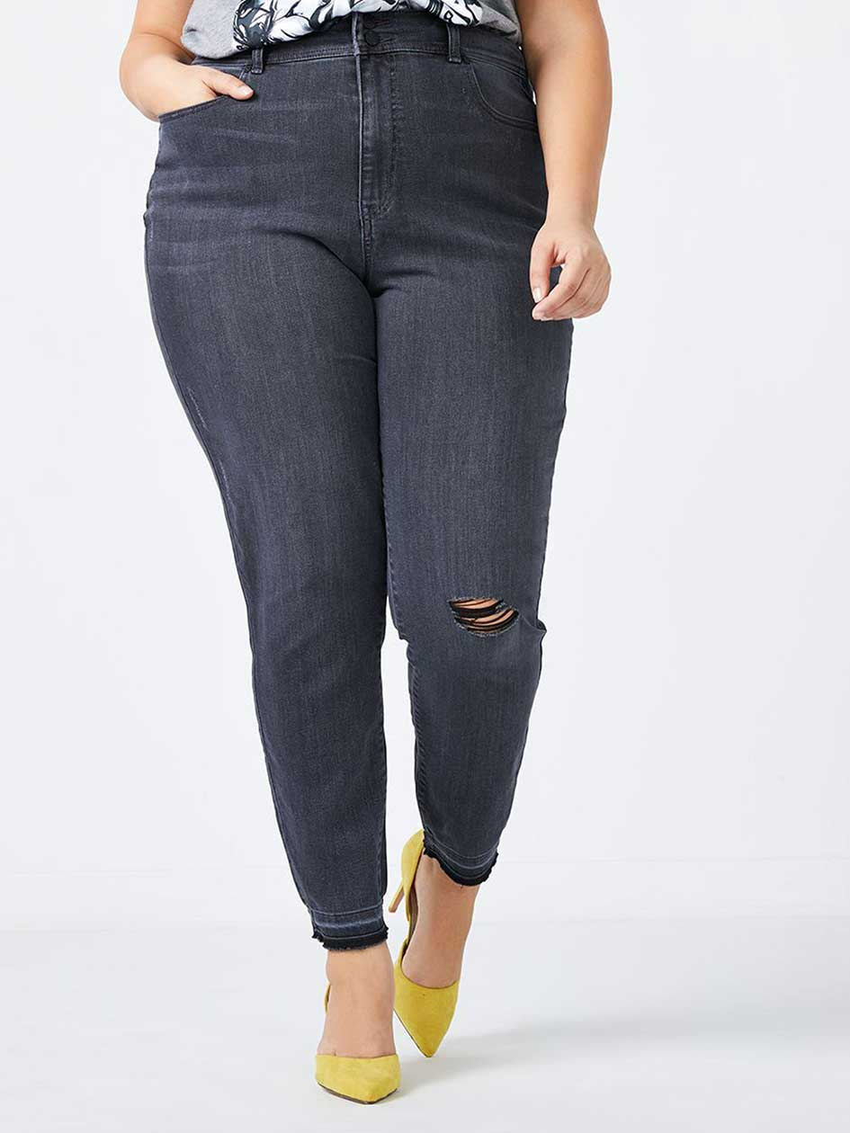 ONLINE ONLY - d/c JEANS - Tall Slightly Curvy Fit Skinny Jean