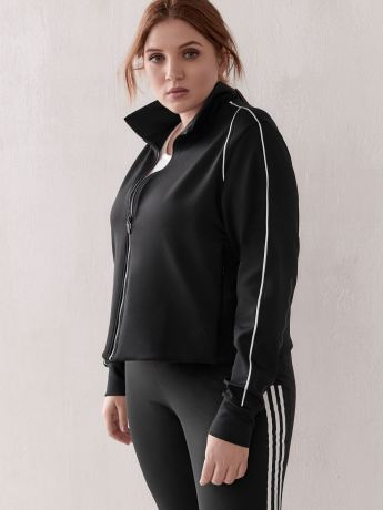 Cropped Track Top - adidas