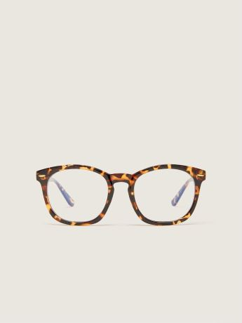 Wayfarer Blue Lense Glasses - In Every Story